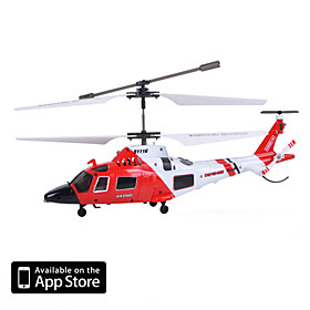 3 Channel Helicopter with Gyro S111G i-Copter Controlled by iPhone/iPad/iPod Touch