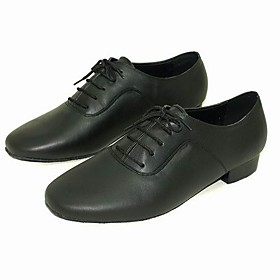 Real Leather Upper Dance Shoes Ballroom Modern Shoes for Men More Colors