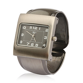 Stylish Bracelet Band Wrist Watch - Sliver Bronzen