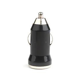 Mini USB Car Charger - Black