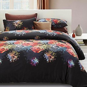 Wealth Pima Cotton 3-piece Full / Queen Duvet Cover Set