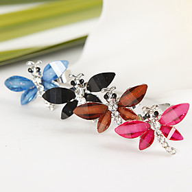 Dragonfly Design Ring (set of 4)