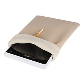 защитный мягкий чехол сумка ткани для 7-дюймовый планшет (бежевый)