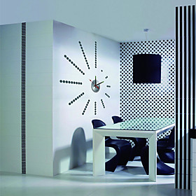 DIY Wall Sticker Clock (0752-10A022)