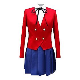 Toradora! Taiga Aisaka Cosplay Costumes