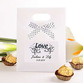Personalized Favor Bag - Pure Love (set of 12)