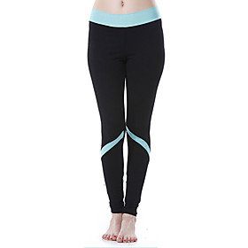 YOGAYF-Eco Friendly Cotton Fashion Black GYM Active Sports Yoga Pants Women's Fitness Pants