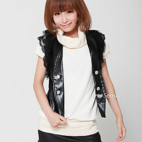 TS Lace Embroidered Vest