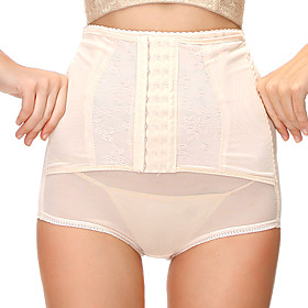 Cotton Shaper Briefs High Waist Special Occasion Panties