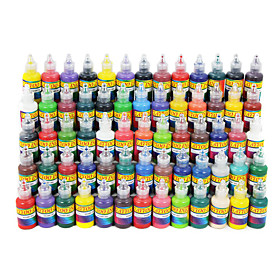 65 Color Tattoo Ink Set 65 20ml