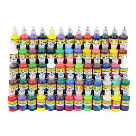 65 Color Tattoo Ink Set 65 20ml