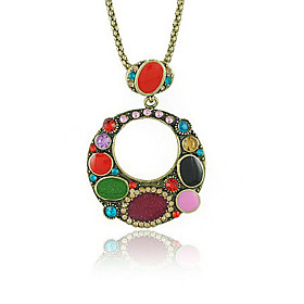 Lovely Circular Sweater Chain