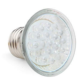 E27 2W 150LM Colorful Light LED Spot Bulb (110V)