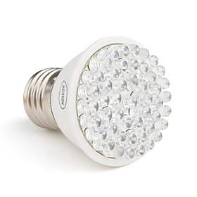 E27 5W 250LM 5500-6000K Natural White Light LED Spot Bulb (110V)