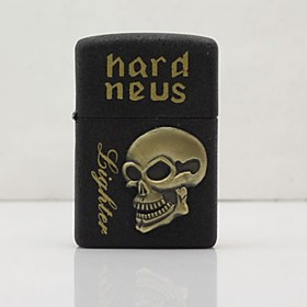 """Hard neus""Black Skeleton Lighter"