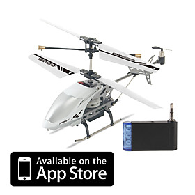 3 Channel Helicopter with Gyro iPilot 6026i Controlled by iPhone/iPad/iPod iTouch