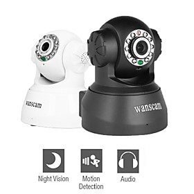 Wanscam - Wired IP Network Camera with Angle Control (Motion Detection, Night Vision, Free DDNS)