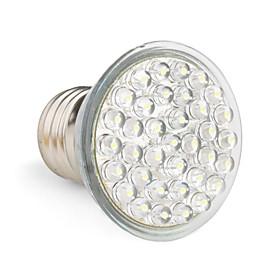E27 4W White Light LED Spot Bulb (110V)