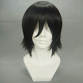 Code Geass Zero Lelouch Lamperouge Cosplay Wig