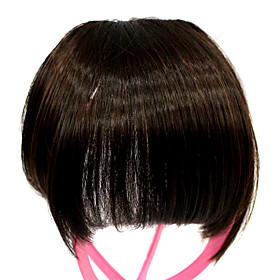 Synthetic Lovely Bang Wig