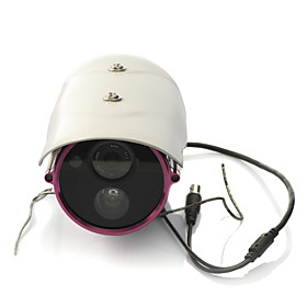 Night Vision CCTV Security Camera with OSD Menu Control (100M IR Distance, 650TVL)