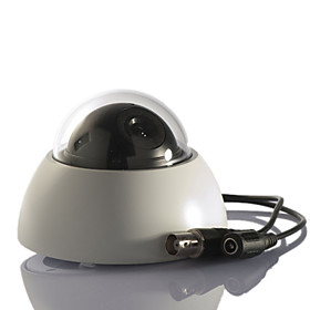 Buy Now CNB Style White Dome Camera with 1/3 Inch Sony CCD Van Dual Proof Before Special Offer Ends
