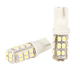 28 LED Car Panel 3020 SMD Interior Dome Light - White