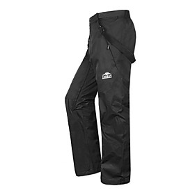 TOPSKY - Pangolin Double Layer Mens Ski Pant with Detachable Suspender