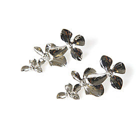 TS Clover Leaf Earrings