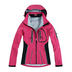 Wolfhound - Womens Triple Layer Waterproof Breathable Hooded Ski Jacket