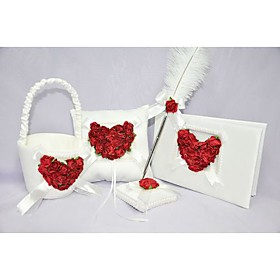 Rose Heart Wedding Collection