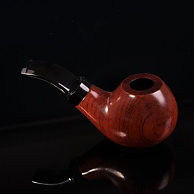 Mellow Rosewood Tobacco Pipe