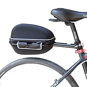Hard Shell Dampproof Shockproof Bicycle Rear Seat Bag