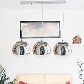 Lámpara de techo moderna con 3 luces en función de