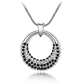 20% off Crystal Moonlight Allure Necklace