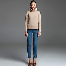 TS Zipper Skinny Jeans