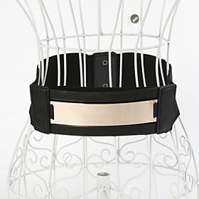 TS Metal Plate Elastic Belt