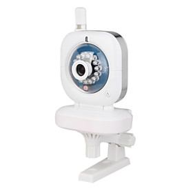 M-JPEG Wireless WiFi Motion Detection Mini IP Camera