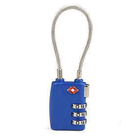 3-digit Luggage Combination Lock