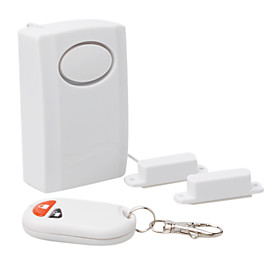 Elegant Style Wireless Remote Control Door Entry Magnetic Alarm