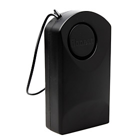 Wireless Touch-Sensitive Burglar Alarm for Door Knob / Window