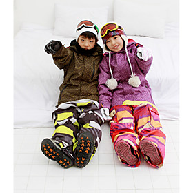 FELICE-Child Waterproof Windproof Breathable Warm Skiing Jacket