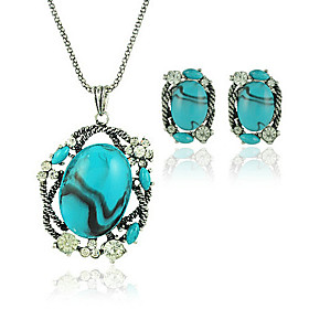 Magic Earring and Necklace Set