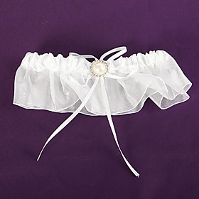 Eternity Wedding Garter
