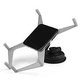 360 Rotation Aluminium Suction Car Stand for Apple iPad
