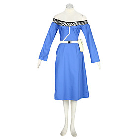 Naruto The Fifth Mizukage Mei Terumi Cosplay Costume