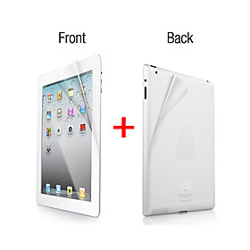 Full Body Screen Protector for iPad, iPad 2 and The new iPad