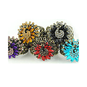 Graceful Peacock Bracelet
