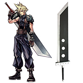 Final Fantasy ? Cloud Cosplay Busters Sword