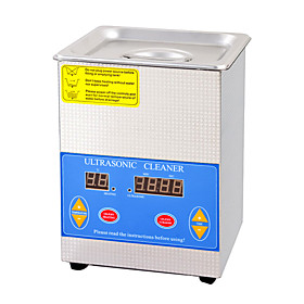 VGT-1620QTD 2L Stainless Steel  Digital Ultrasonic Cleaner